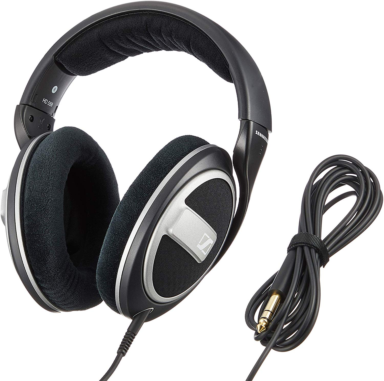 Sennheiser HD 559 - best headphones under 100