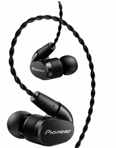 Pioneer-Hi-Res-In-Ear-Headphones