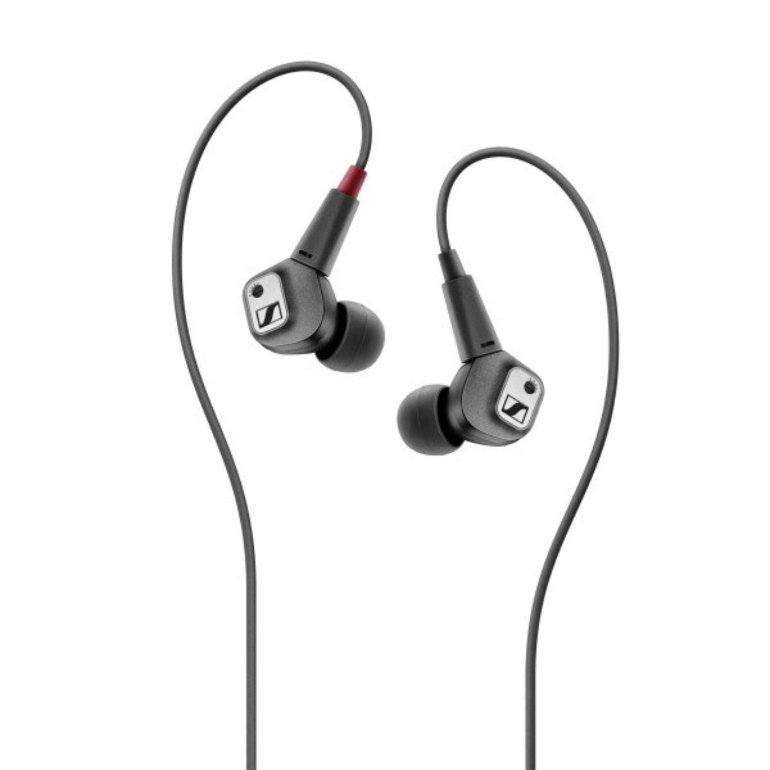 Sennheiser IE 80 S Adjustable Bass Earbud Headphone